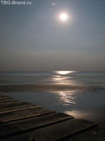 Адриатика ночью