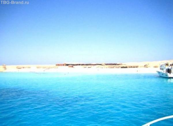 Райский остров всё ближе...