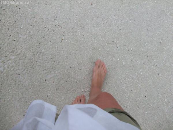 я на острове Барос
