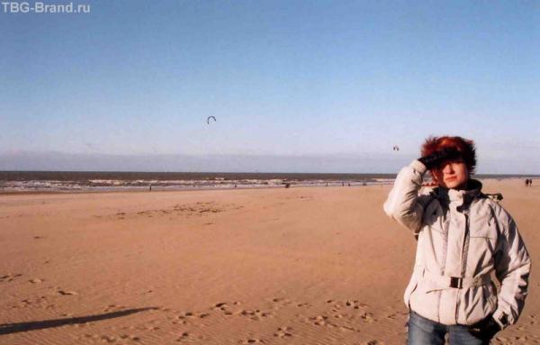 Гаага Северное море