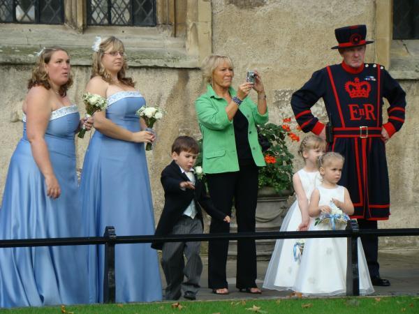 В ожидании невесты...