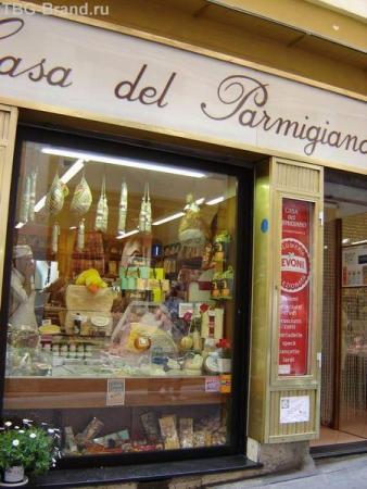 Дом сыра. Италия