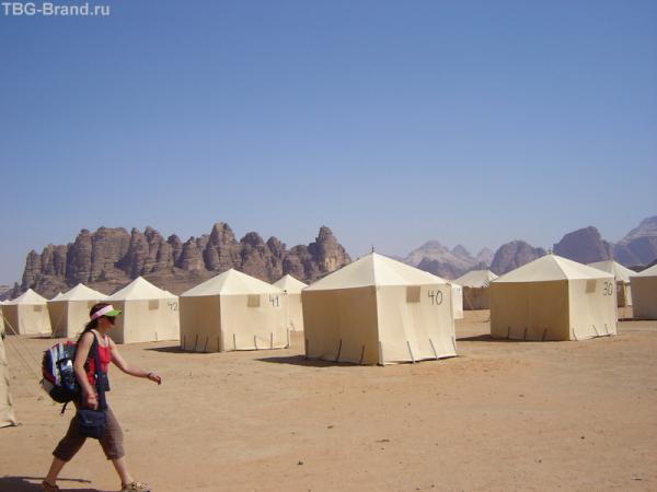 Наш пионерский лагерь