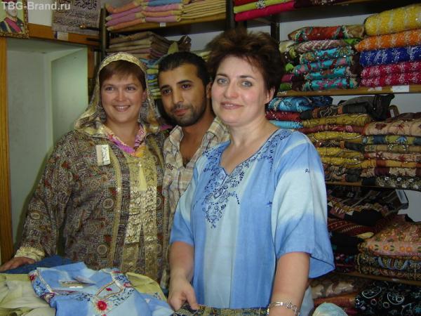 Красивые иорданские женщины