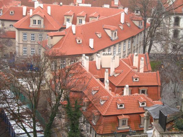 Чешские домики