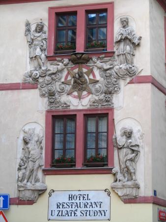 Ресторанчик в историческом центре Праги