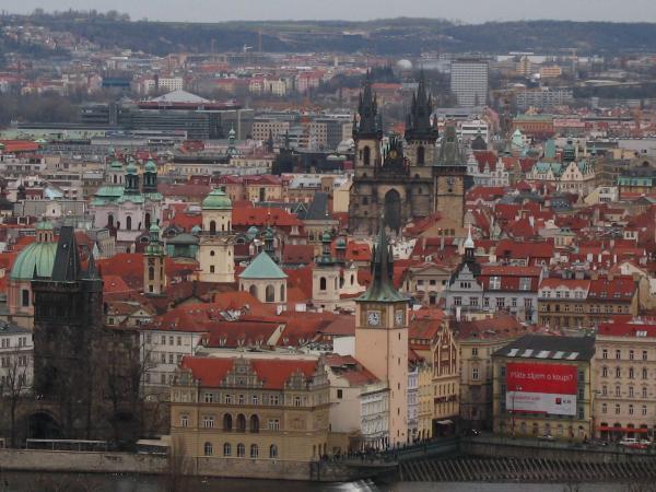 Прага как она есть