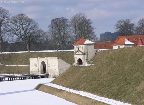 А это та крепость!
