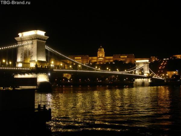 Будапешт, Цепной мост