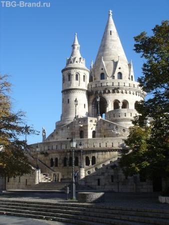 Будапешт, Рыбацкий бастион