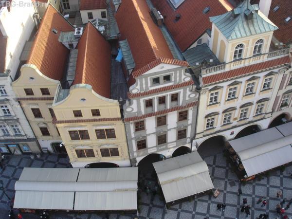 Старое место. Вид с ратуши