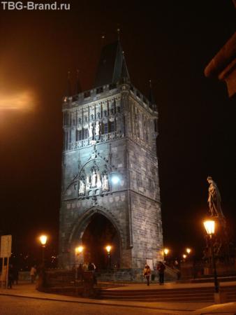 Башня на Карловом мосту