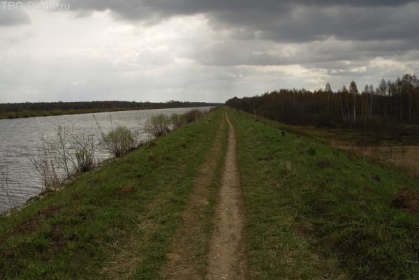 Канал. Тропа))