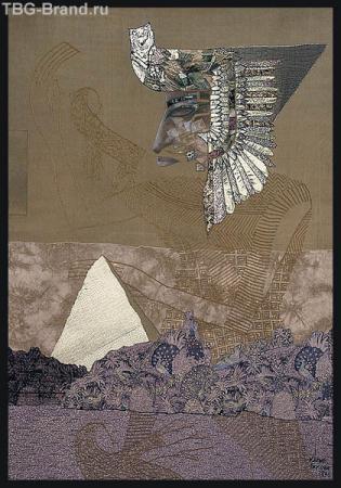 Пирамида. Автор Ю.Гукова