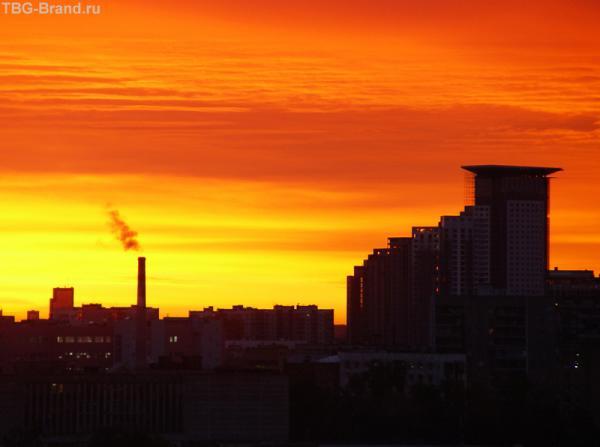 Утро из окна перед битвой)) (с) Рантон