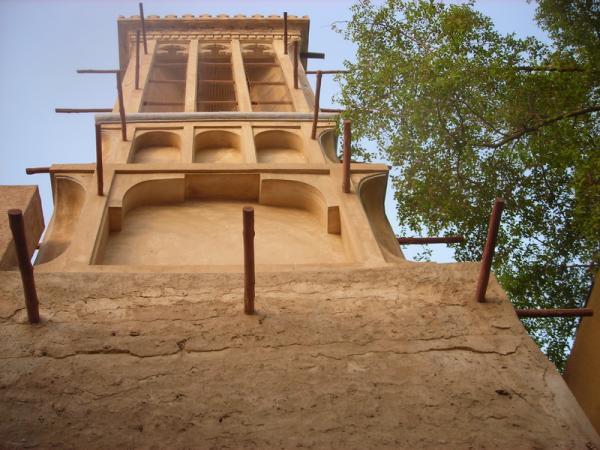 Ветряная башня. Средневековый кондиционер