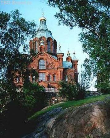 Успенский православный собор