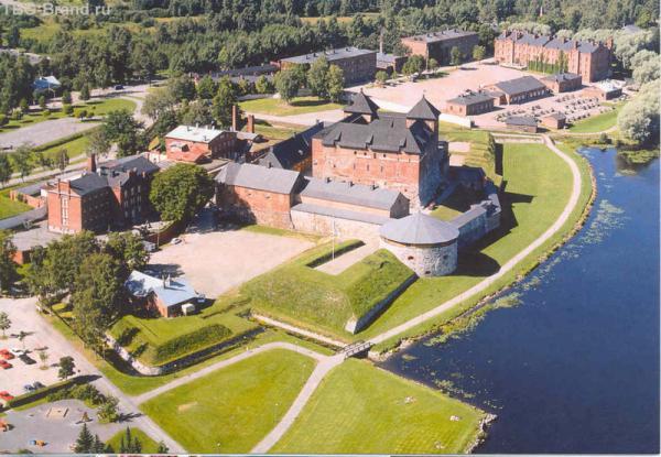 крепость Хяменлинна