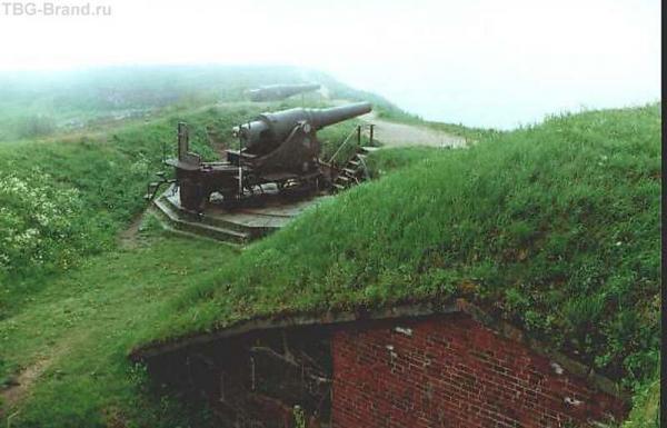 пушки Свеаборга