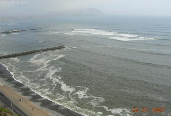 великий Тихий океан