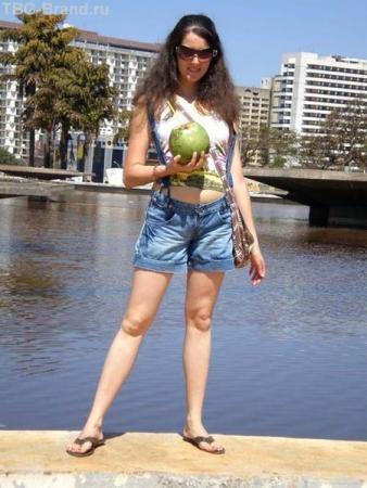 сок кокоса прекрасно освежает