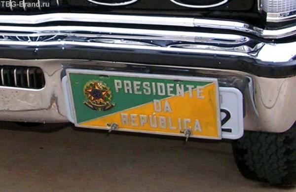 """да на нем сам Президент """"рассекал""""!"""