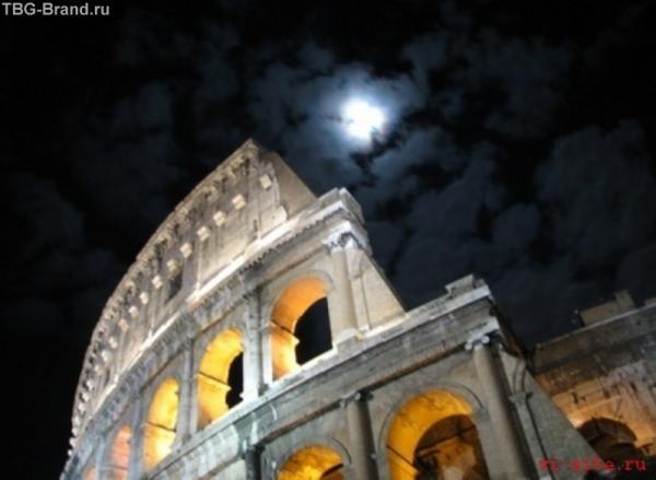 Великолепный и загадочный Колизей