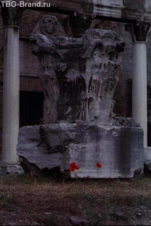 Катакомбы и развалины Рима