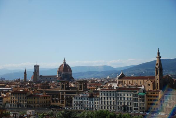 Флоренция редко приносит разочарование!