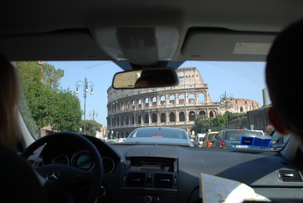 Добро пожаловать в Рим!