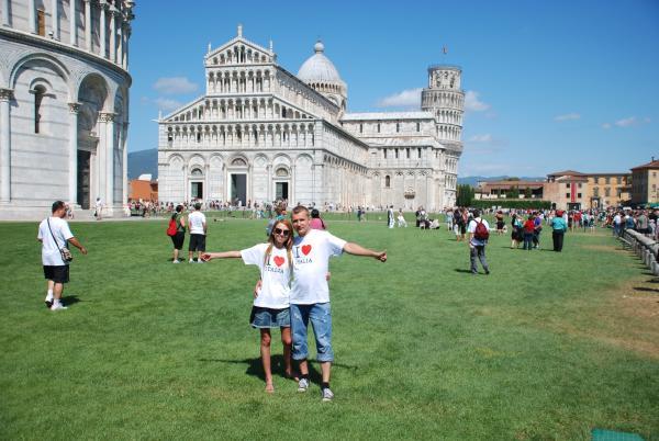 I love Italy! )