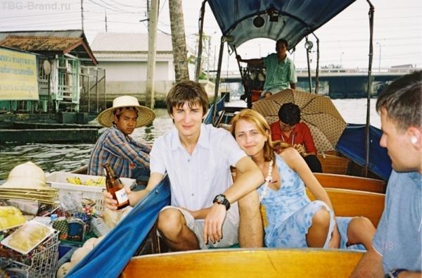 По «клонгам» Бангкока