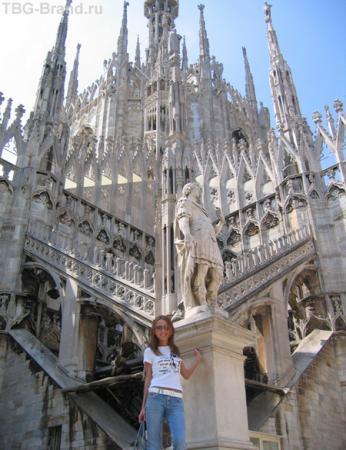 Дуомо, Милан