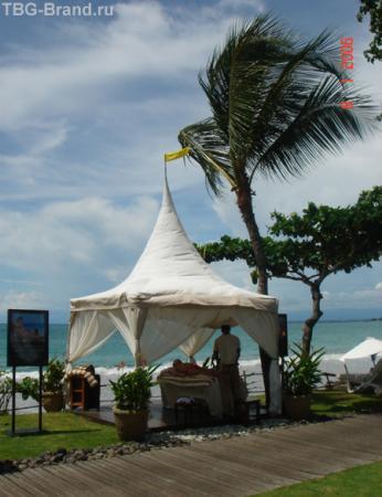 Spa на Бали - вне конкуренции...