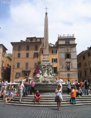 Площадь перед Пантеоном