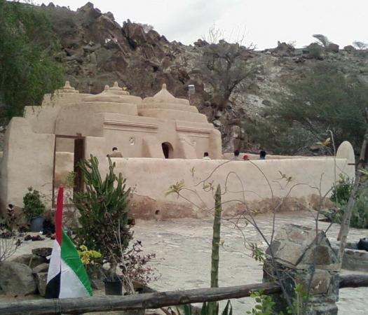 самая старая мечеть в эмиратах