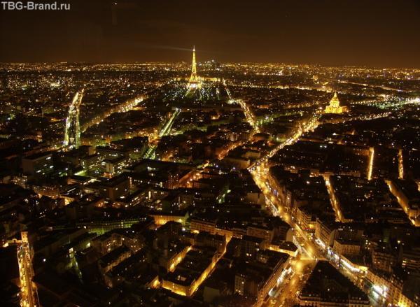 До закрытия кафе на башне Монпарнас