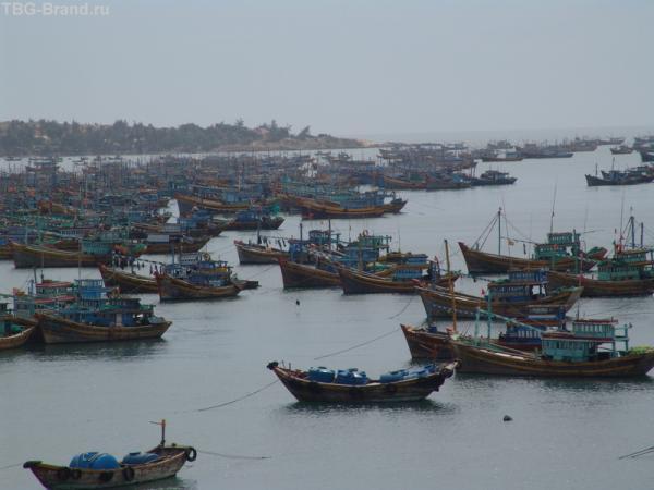 рыбацкая деревня Муине