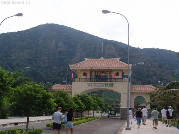 Гора Току