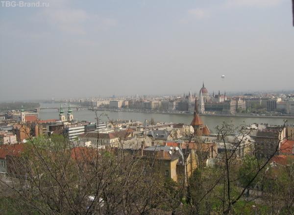 Будапешт, апрель 2005.