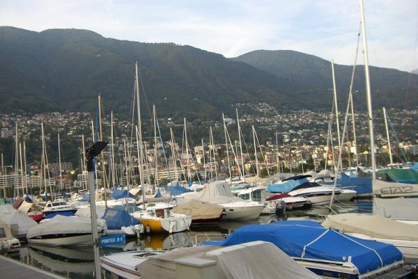 яхты в Локарно