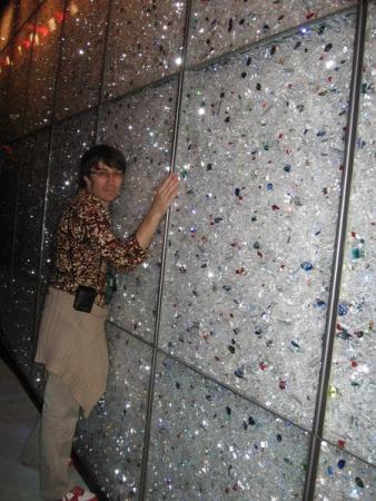 Кристалльная стена