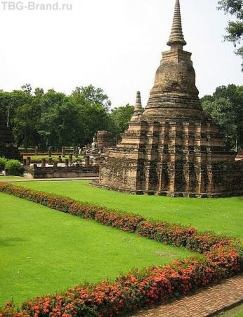 камбоджийский храм
