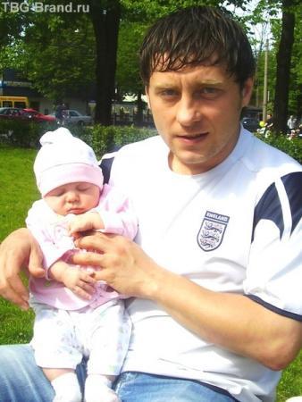 Папа и дочь!(Рига, Латвия)