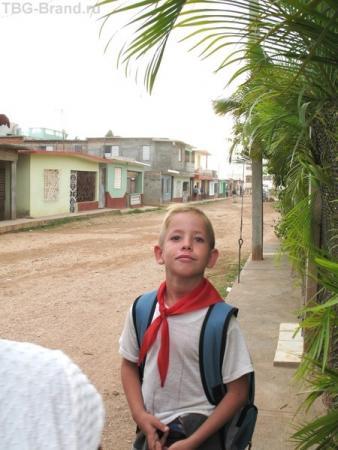 Павлик Морозов!(Тринидад, Куба 2006)