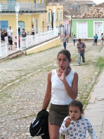 Как похожи!(Куба,2006)
