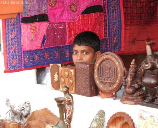 На работе!(Индия,2006)