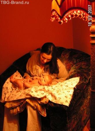 Мадонна с младенцем! (Москва,2006)