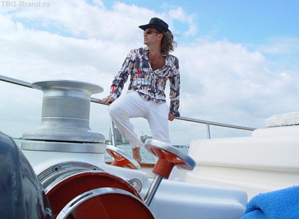 В Майами я прилетел налегке...