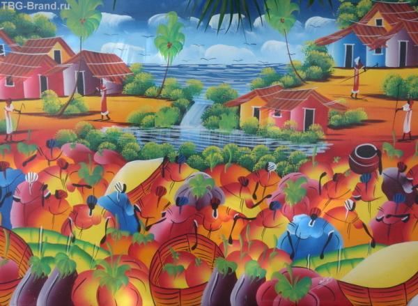 гаитянские зарисовки